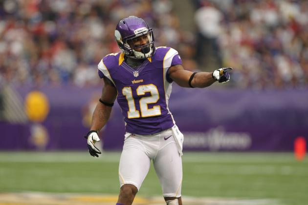 Percy Harvin Trade Rumors: Minnesota Vikings Must Hang on to Star WR at Any Cost