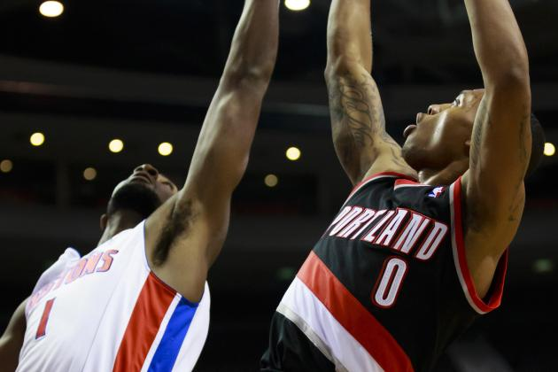 Is Andre Drummond or Damian Lillard the NBA's Biggest Rookie Surprise?