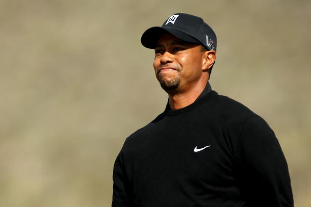 Tiger Woods at Accenture Match Play 2013: Day 2 Analysis, Highlights and More