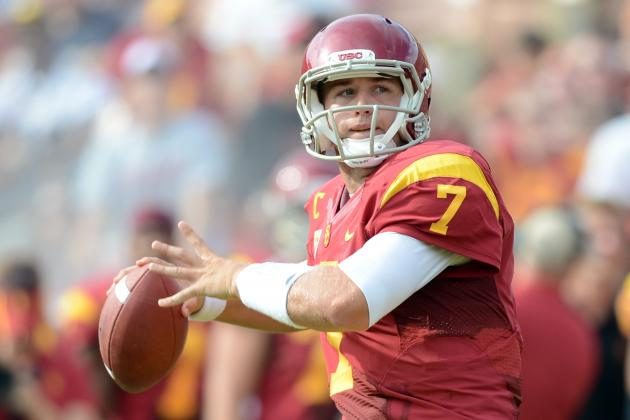Matt Barkley Combine: QB In No-Win Situation As Draft Looms
