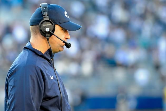 Penn State Football: Could Bill O'Brien Name Starting QB This Spring?