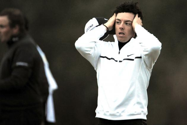 Rory McIlroy and Tiger Woods Eliminated at WGC-Accenture Match Play Championship