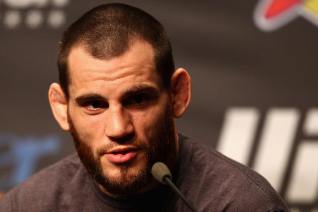 Dana White Says Jon Fitch Is on the Downside of Career and Release Is Justified