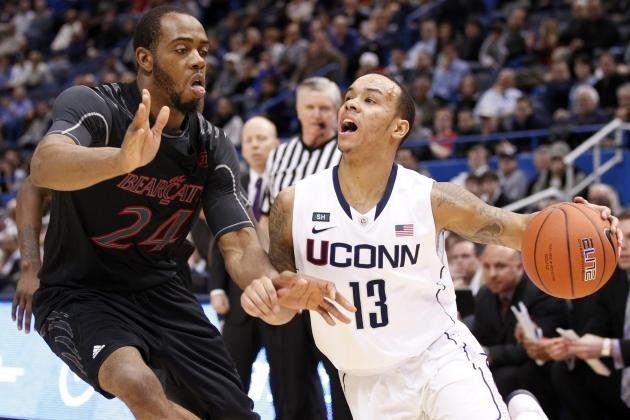 Napier scores 11 in OT to lead UConn by Cincy
