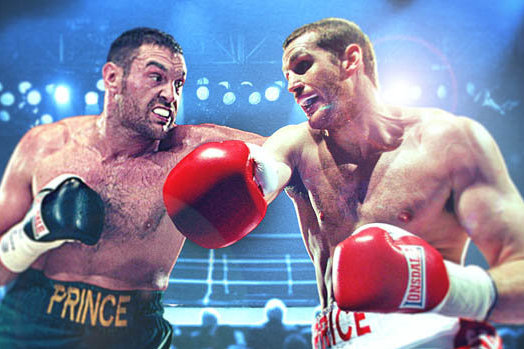 Is Tyson Fury Ducking David Price?