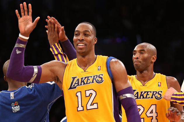Dwight Howard Says He Still Has 'Years to Play' with L.A. Lakers