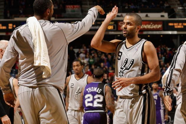 Spurs Beat Clippers 116-90