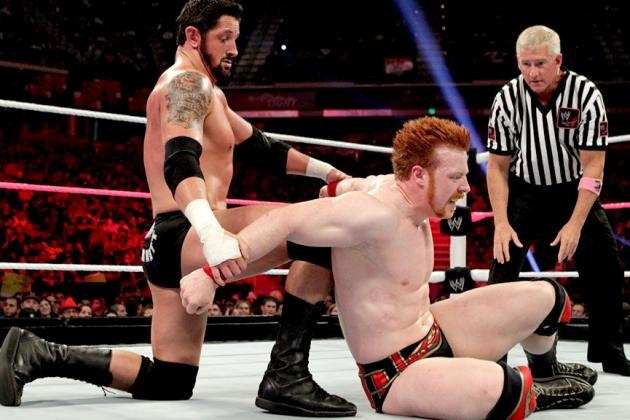 Wade Barrett vs. Sheamus Is a Great Future Rivalry