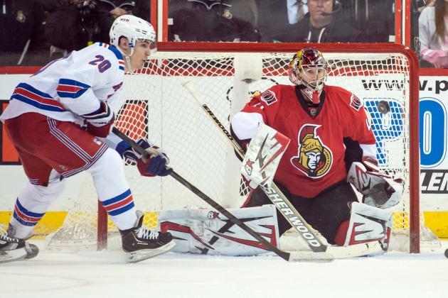 Craig Anderson Injury: Updates on Senators Goalie's Ankle
