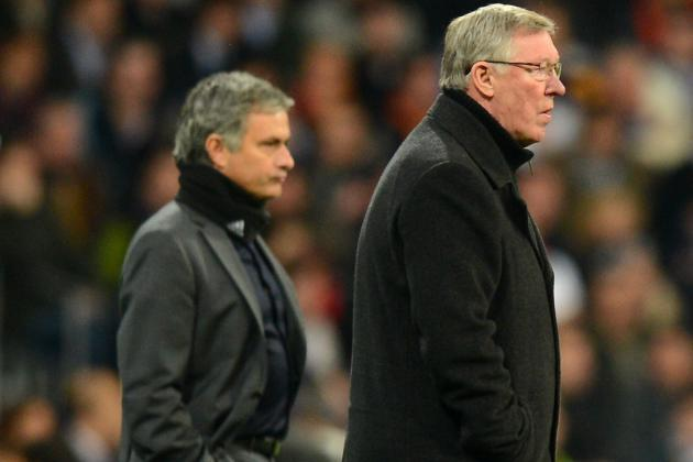 How Sir Alex Ferguson Can Outcoach Jose Mourinho in Champions League Second Leg
