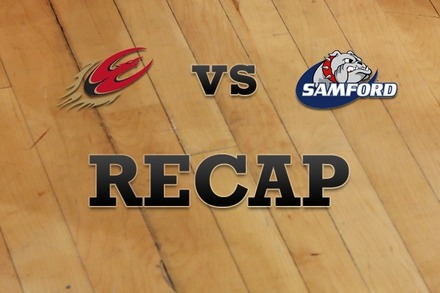 Elon vs. Samford: Recap, Stats, and Box Score