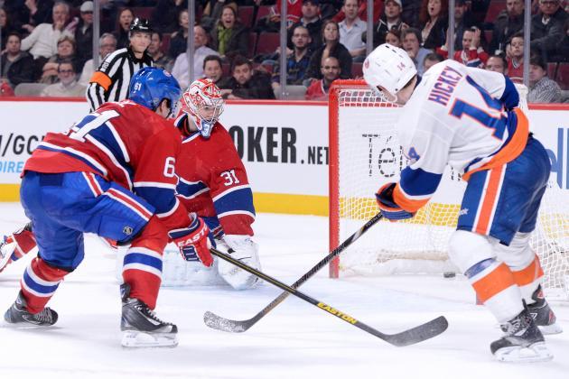 Islanders vs. Canadiens - 02/21/2013