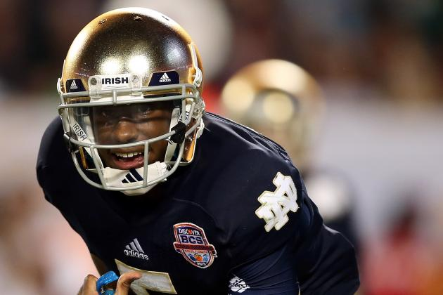 Notre Dame Football: What Everett Golson Needs to Improve in 2013