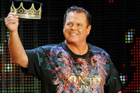 WWE News: Jerry 'The King' Lawler to Step Back into the Squared Circle