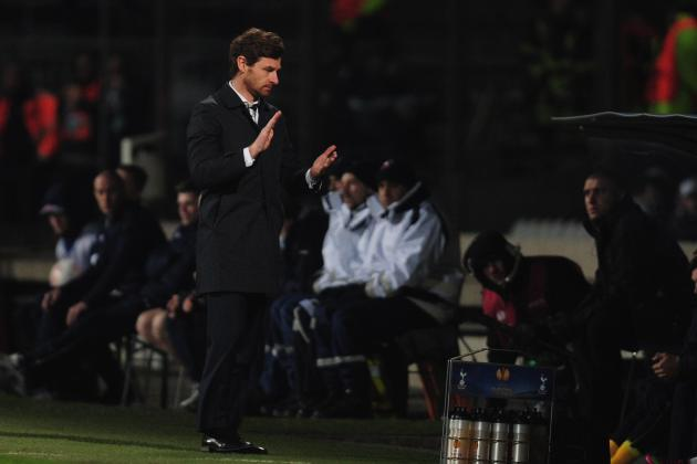 Lyon 1-1 Tottenham: Why AVB Is Right to Focus on Europa League