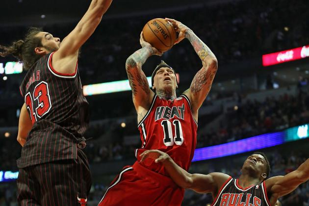 Winderman's View: Heat 86, Bulls 67