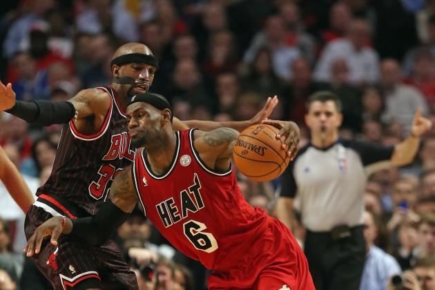 Heat Rout Bulls for Season-High 9th Straight Win