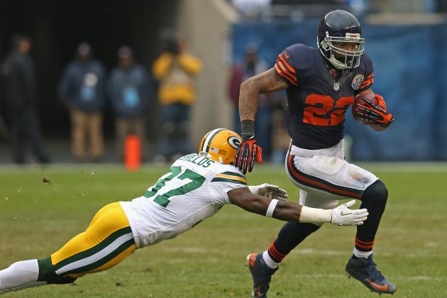 Was Matt Forte's Contract Worth It for the Chicago Bears?