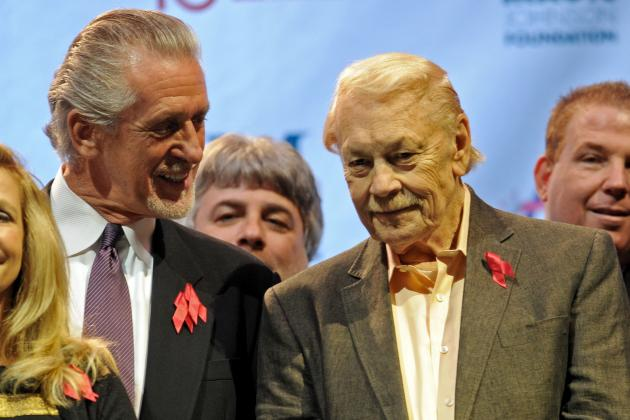 Pat Riley Always Thankful That Jerry Buss Said 'Yes' to Him