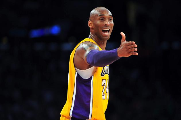 Kobe Bryant's Confidence in Lakers' Playoff Chances Is Meaningless