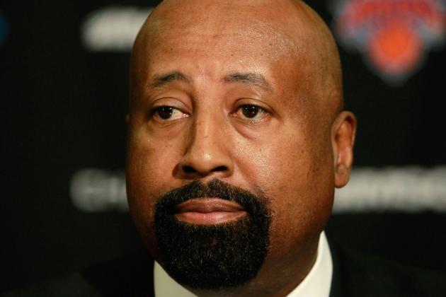 NY Knicks Coach Mike Woodson's Free Pass May Soon Expire