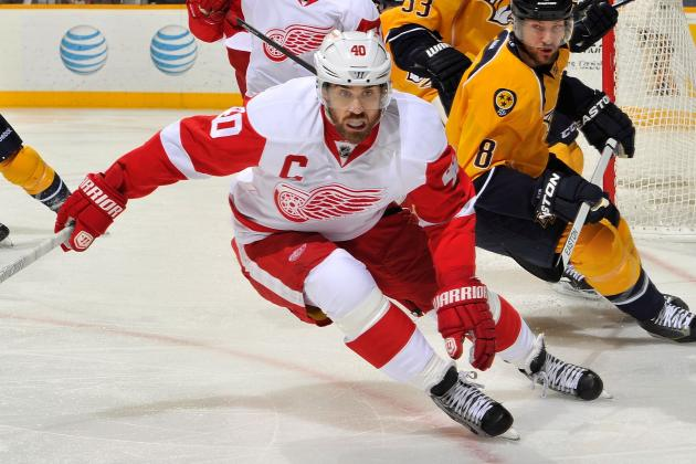 Nashville 4, Detroit 3 (OT): Red Wings' Rally Falters as Winless Skid Hits Four