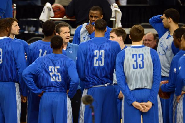 Kentucky Basketball Dodged Balls and Bullets