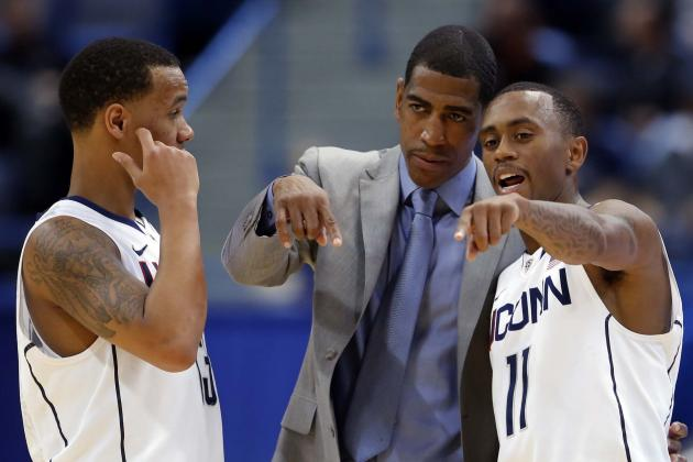Shabazz Napier, Kevin Ollie Angling for Big East Postseason Hardware
