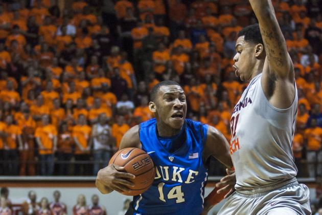 No. 6 Duke 88, Virginia Tech 56