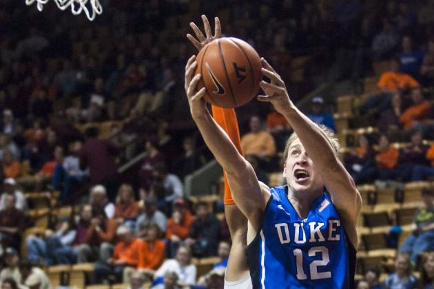 Duke Maintains Hope for ACC Title with Easy Win