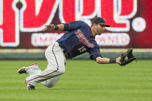Breaking Down Center Field for the Minnesota Twins