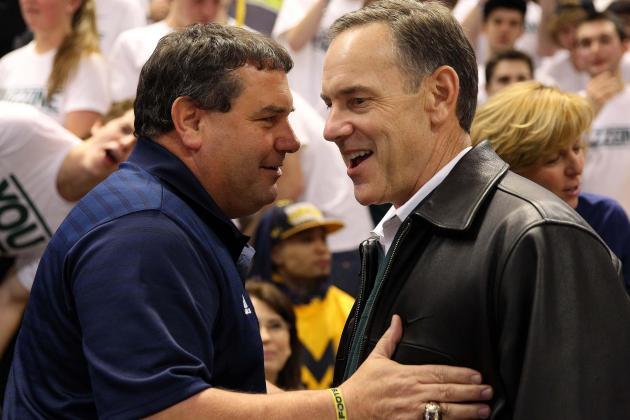 Michigan Football Recruiting: Will Brady Hoke Continue Reign over Mark Dantonio?