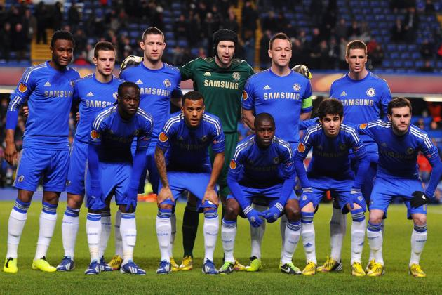 Rating the Chelsea Players in 1-1 Draw with Sparta Prague