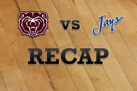 Missouri State vs. Creighton: Recap, Stats, and Box Score