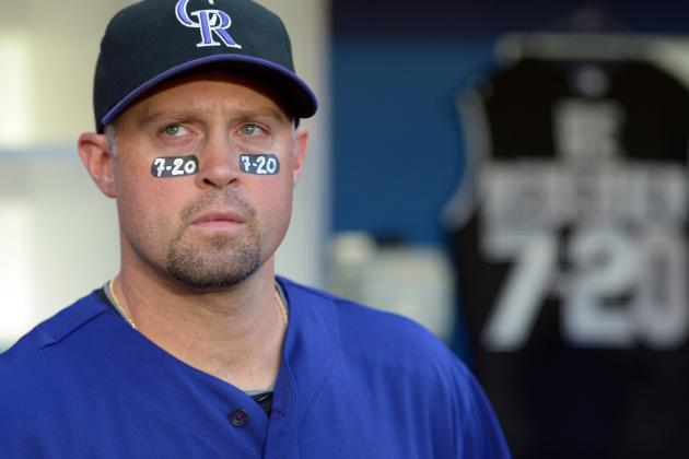 Colorado Rockies' Michael Cuddyer Wants Performance-Enhancing Cheaters