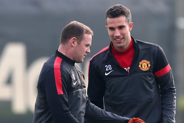 Leading Light Van Persie 'not the Brightest' off the Field