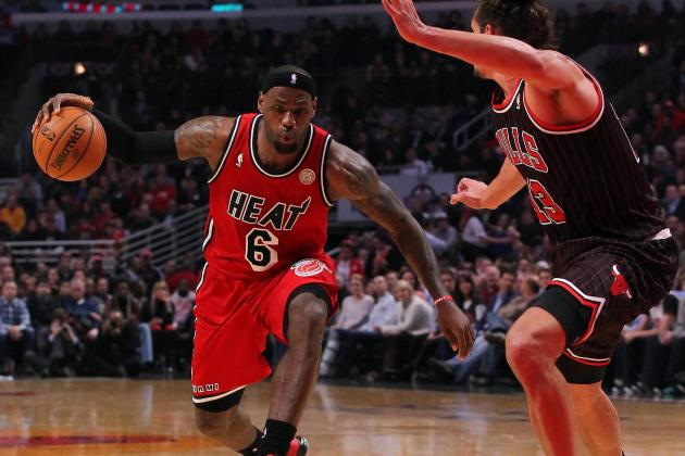 Bulls Fans Roared with Approval When They Realized LeBron James