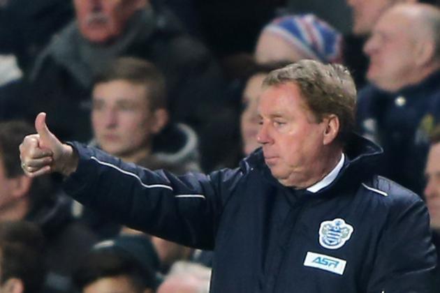Manchester United Boss Ferguson Hails Redknapp
