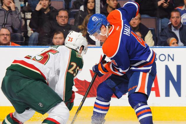 Edmonton Oilers Forward Taylor Hall to Have Hearing for Kneeing Incident