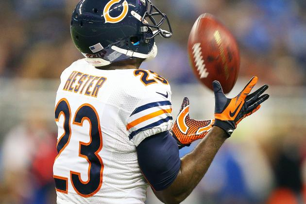 Hester Will Have to Compete for Job