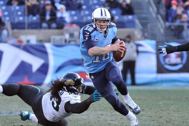 Jake Locker's Protection Is a Priority and Other AFC South Must-Reads