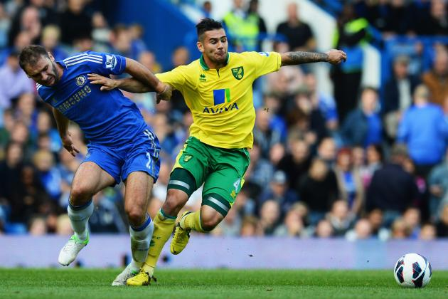 Norwich City: Are Defensive Midfielders Harming Canaries Attacking Threat?