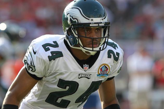 Report: Eagles Will Ask Nnamdi to Restructure or Be Cut