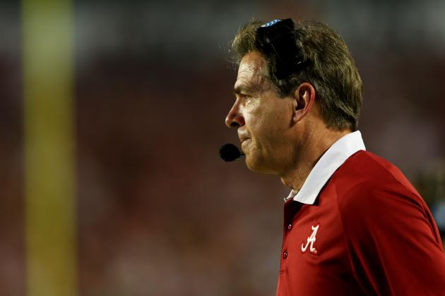 Ohio State Football: Saban and the Tide Are Invading OSU's Recruiting Territory