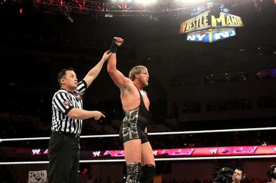 Report: Update on WWE's Plans for Jack Swagger and a Possible Replacement