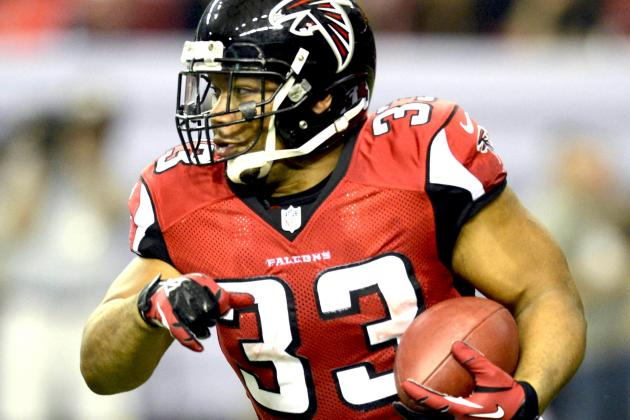 Atlanta Falcons Will Reportedly Release RB Michael Turner