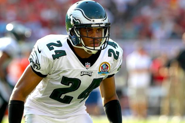 Nnamdi Asomugha Will Reportedly Be Asked to Restructure Contract With Eagles