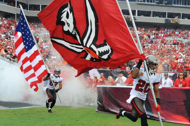 Role of Barber, Wright with Bucs Still Undecided