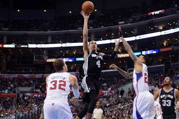 Spurs Break Down Clippers, 116-90
