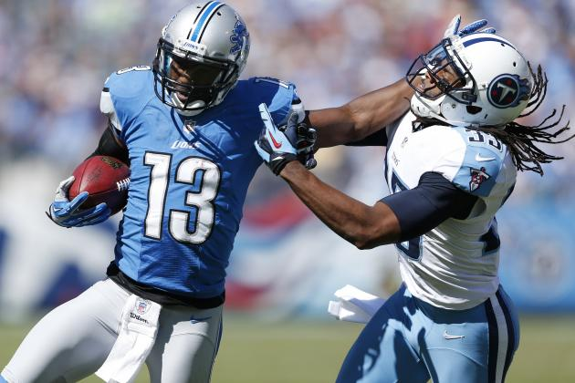 Nate Burleson Agrees to Restructured Contract with Lions